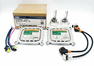 2x OEM for Lincoln MKC MKS MKT MKX Xenon Ballast & Bulb Kit Control Unit Module