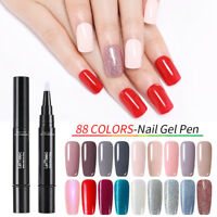 LEMOOC 88 Colors Gel Nails Smalto Gel UV Soak Off  Gel Polish Designs