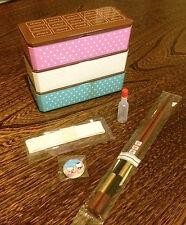お弁当 BENTO BOX - Kit Chocolate + baguettes IMPORT DIRECT JAPON