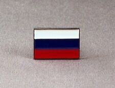 Metal Enamel Pin Badge Brooch Flag Russia Imperial Russian National Flag