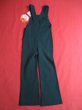 Salopette Enfant Petit Bateau France Pantalon Vert Vintage 80'S Rare - 8 ans