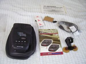 BELTRONICS VECTOR 960-COMPLETE!!! WITH CASE FREE SHIPPING