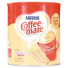 Coffee-mate Non-Dairy Powdered Creamer Original 56 oz Canister 824802
