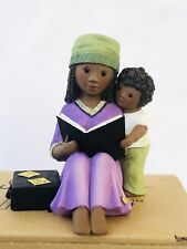 African American Sarah'S Attic She'S All That Figurine Statue She Celebrates