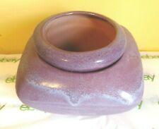 Wonderful African Violet Flower Pot Self Watering New Purple Lavender Mauve Drip