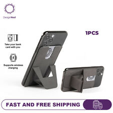 Invisible Phone Stand Holder Iphone Samsung Car Mount Table Stand Mount Magnetic