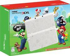 Nintendo New 3DS Super Mario World WHITE  Edition Handheld Console