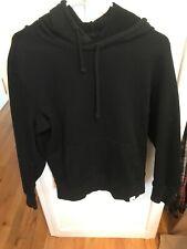 Adidas Black Pullover Hoodie Men Size S