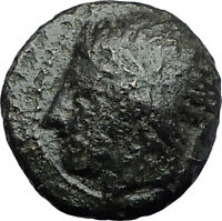 Philip II 359BC Olympic Games HORSE Race WIN Macedonia Ancient Greek Coin i63252