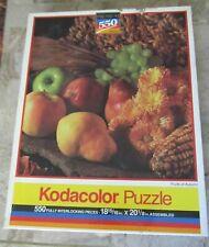 Kodacolor Puzzle 550 pcs Fruits of Autumn