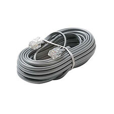 Eagle 7' FT Data Cord Cable Silver Satin 4 Conductor Processing Communication