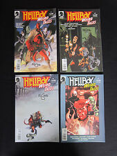 Hellboy Weird Tales 1-4 6-9 Signed Creator Mike Mignola NM/NM+ Condition
