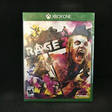 Rage 2 (Xbox one) Brand New / Region Free