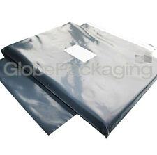 "20 x LARGE 22x30"" Grey Postal Mailing Bags - 22 x 30"""