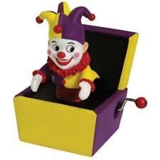 Music! Music! Music! 21221 JACK-IN-THE-BOX Mini Resin Hand-Crank Music Box