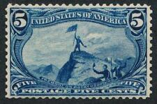 United States 288 Mint Nh F-Vf,Reperf Bottom