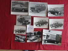 N°4890 /  VOLVO  lot de 10 photos constructeurs 1967-1972 environ