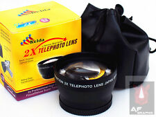 Z9u 2X TELE telephoto Lens for SAMSUNG NX10 NX11 NX20 NX30 NX100 NX200 18-55mm