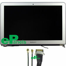 "MacBook Air 11 Model A1465 Laptop Screen 11.6"" Full Assembly Mid 2012 Early 2014"
