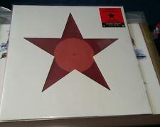 "David Bowie Is Japan Exclusive Blackstar 12"" Red Vinyl"