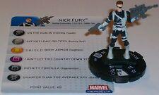 NICK FURY #207 Captain America HeroClix gravity feed