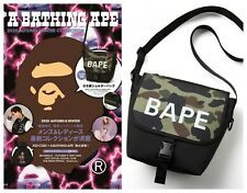 A Bathing Ape 2020 AUTUMN WINTER Collection BAPE Shoulder Bag e-MOOK Magazine