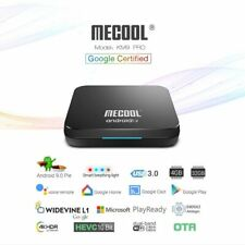 2020 MECOOL KM9 Pro Android tv Google Certified Android 9.0 TV Box 2GB 16GB