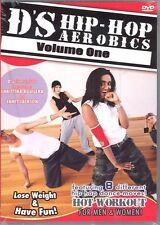 D's HIP HOP AEROBICS VOLUME 1 ONE EXERCISE DVD NEW HIP HOP DANCE INSTRUCTION