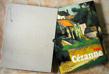 Paul Cezanne-Paintings from The Museums of The Soviet Boxed Edition HC, DJ -CB2