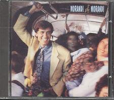 GIANNI MORANDI - MORANDI MORANDI - CD ( NUOVO SIGILLATO ) 1° EDIZIONE!