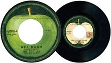 Philippines The BEATLES Get Back 45rpm Record
