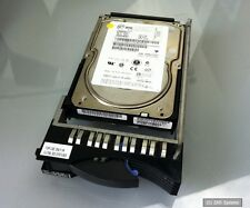IBM 146GB Hotswap 3.5 Zoll 10K U320, 32P0731 Festplatte mit Rahmen, für eServer