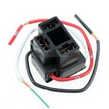 H4 Lampenfassung Stecker Sockel Socket Licht Plug bulb inkl. Kabel Lampenstecker