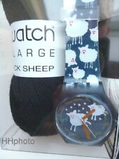 """SWATCH: """"BLACK SHEEP TOO"""" (RIF-N. SUDN 101 Pack) * World Museo SPECIAL EDITION *"""
