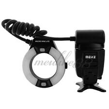Meike MK-14EXT LED TTL Macro Ring Flash Lite AF I-TTL Assist Lamp For Nikon DSLR
