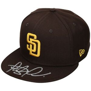 FERNANDO TATIS Jr. Autographed San Diego Padres New Era Cap FANATICS