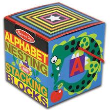 Melissa & Doug Alphabet Toys