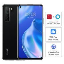 """Nuevo Huawei P40 Lite 5G Midnight Negro 128GB 6.5"""" 6GB HMS Android 10 Sim Gratis Reino Unido"""