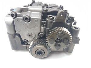 vw audi 2.0 tdi oil pump balance shaft full unit with 1 year warranty Audi 2007