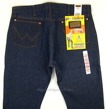 Wrangler Cowboy Cut New 13WMZ Original Fit Jeans Size 38 x 30 RIGID INDIGO #1055