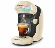 TASSIMO by Bosch Style TAS1107GB Automatic Coffee Machine Cream - Currys