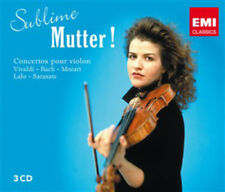 Anne-Sophie Mutter : Sublime Mutter! CD (2012) ***NEW***