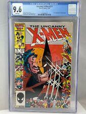 X-Men #211 CGC 9.6 NM+ Marvel Comics 11/86 1986 WP 1st Marauders Wolverine Cover