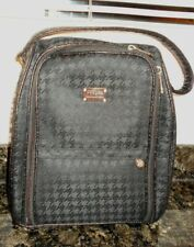 """New listing Cutler Sports Canada Black Two Bottle Wine Bag 13&1/2"""" x 11"""""""