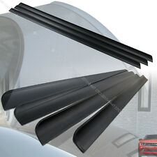 05-10 VW JETTA MK5 BOOT/TRUNK LIP SPOILER WING & ROOF SPOILER §