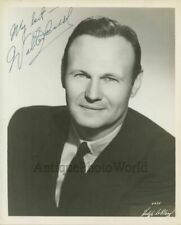 Walter Cassel opera singer actor vintage hand signed autograph music photo