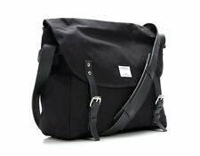 Sac Noir SANDQVIST Erik Black Bag (rrp:169€) NEW