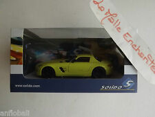 Mercedes-benz SLS AMG 1 Giallo 43 Solido
