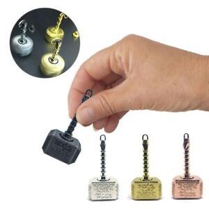 Thor Hammer Fidget Ring Figit Toy Chain Party Favors Fidget Finger Hand Spinner