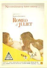 Riproduzione Cartolina Cartolina - Romeo & Juliet Juliette/Cartolina Repro